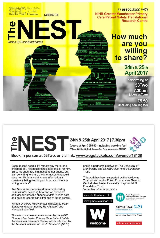 The Nest Flyer_2017