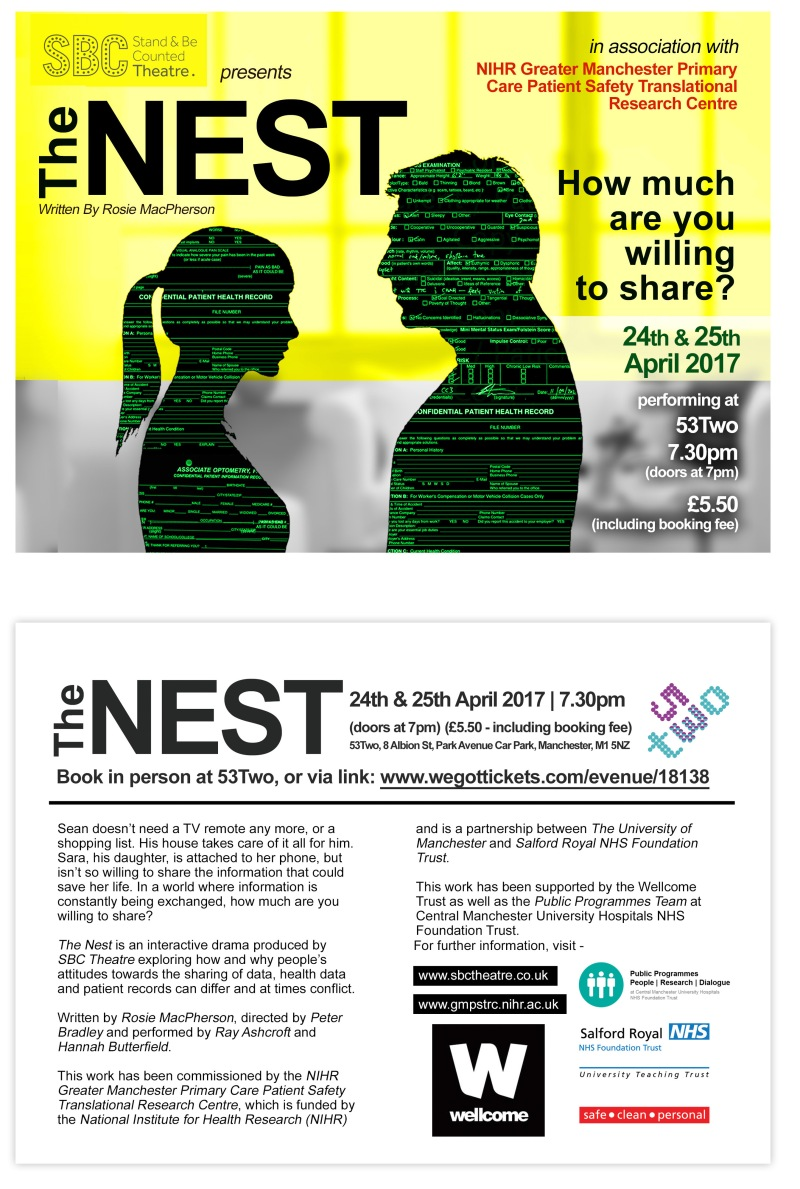 The Nest Flyer_2017
