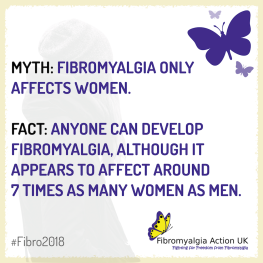 FMA UK Fibromyalgia Awareness Day 2018 Myth 2 v1.0