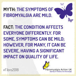 FMA UK Fibromyalgia Awareness Day 2018 Myth 5 v1.0
