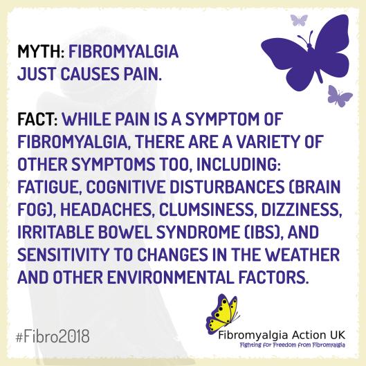 FMA UK Fibromyalgia Awareness Day 2018 Myth 6 v1.0