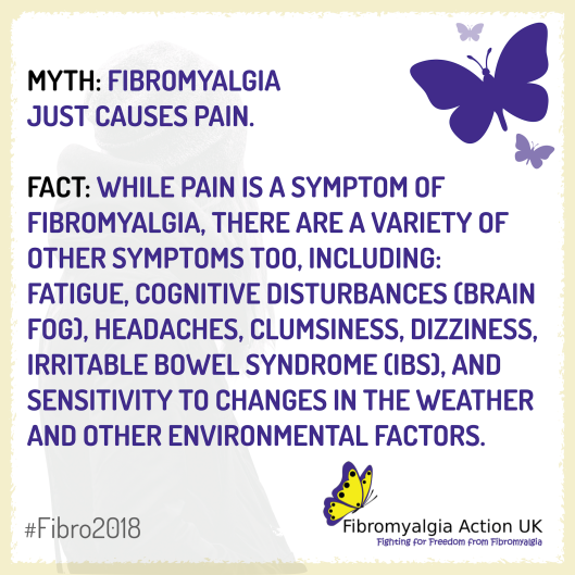 FMA UK Fibromyalgia Awareness Day 2018 Myth 6 v1.0